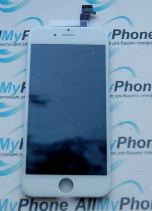 Дисплейный модуль LCD+touch Apple iPhone 6 Black/White