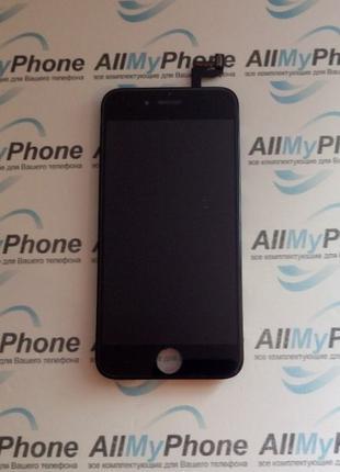 Дисплейный модуль LCD+touch Apple iPhone 6S Black/White, High ...