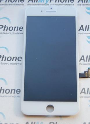 Дисплейный модуль LCD+touch Apple iPhone 7 Plus Black/White