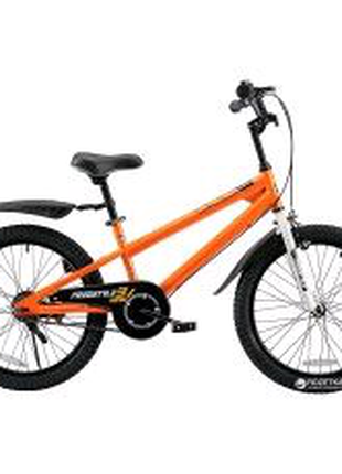 """Детский двухколесный велосипед RoyalBaby Freestyle 20"""" Оранжевый"""