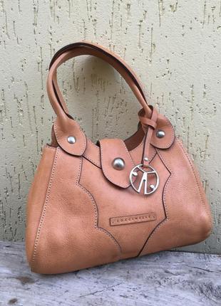 Винтаж,кожаная сумка,люкс бренд,оригинал,cococh