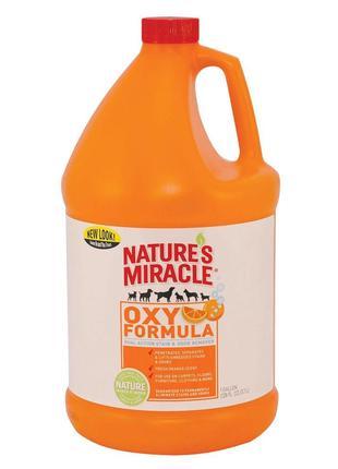 Устранитель пятен и запахов 8in1 Nature's Miracle Orange-Oxy 3.7