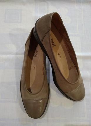 Стильные туфли gabor comfort