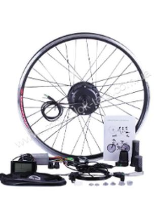 Велонабор колесо заднее 28 с дисплеем