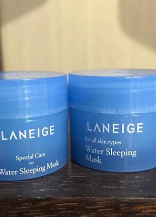 Увлажняющая ночная маска LANEIGE WATER SLEEPING MASK