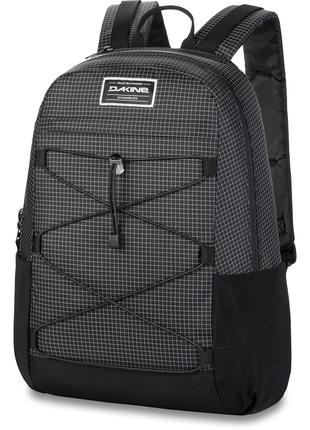 Рюкзак Dakine Wonder 22L Backpack Black Оригинал Городской спорт