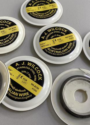 Австралийская дуга A. J. WILCOCK