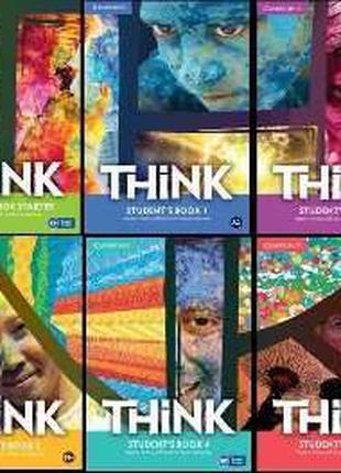 Think Starter, 1, 2, 3, 4 PDF