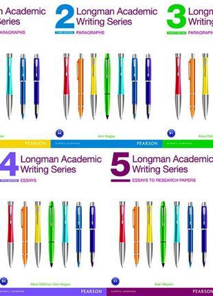 Longman Academic Writing Series 1, 2, 3, 4, 5 PDF