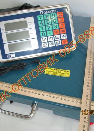Весы беспроводные Домотек (Олимп) TCS-R2(R3) Wi-Fi 300-600кг