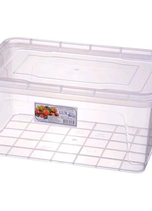 Контейнер пищевой Lux №6 (5 л)