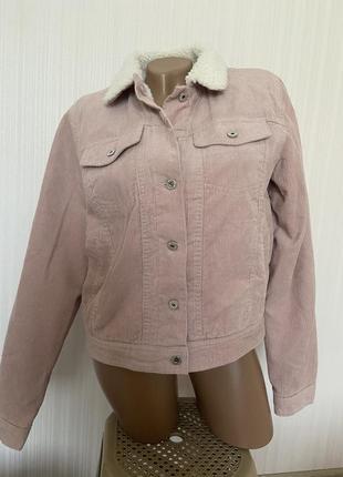 Куртка с мехом искусственным