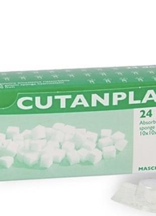 Гемостатическая губка Cutanplast