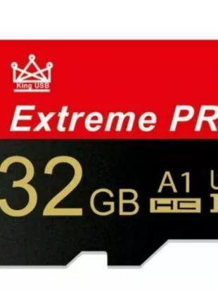 Micro SDHC Карта Памяти 32 Гб - Extreme Pro A1