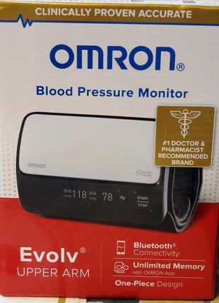 Тонометр Omron Evolv BP7000 Wireless Bluetooth