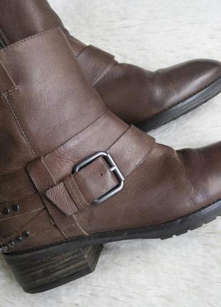 Ботинки, кожаные сапожки, полусапожки bruno premi италия