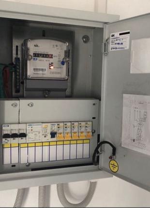 Материалы для электромонтажа от А до Я (автоматы, узо, кабеля и д