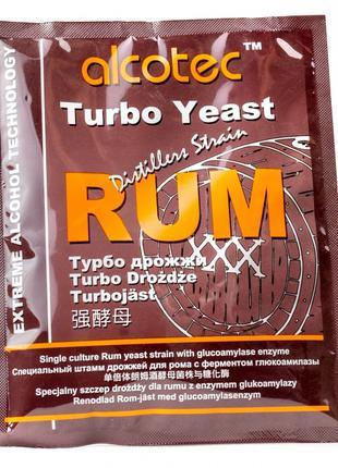 Дрожжи спиртовые ALCOTEC Turbo RUM