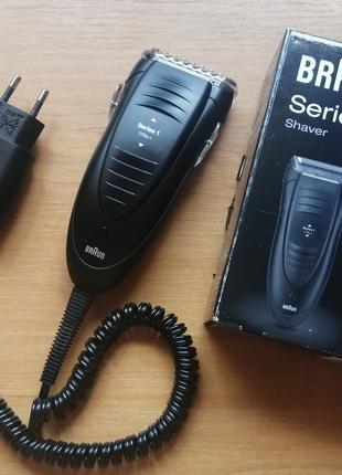Електробритва чоловіча Braun 170 Series 1 (170s-1)