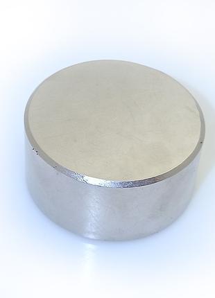 Магнит диск неодимовый 40х20 мм