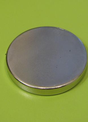 Неодимовый магнит, диск 35Х5 мм