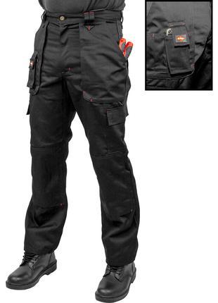 Lee Cooper Multi Pocket Work Trousers 32 (Original)