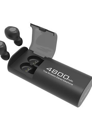Беспроводные наушники Wi-pods F9Pro (S11) с кейсом-павербанк 4800