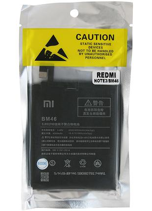 АКБ Original Xiaomi Redmi Note 3  BM46   4000mah