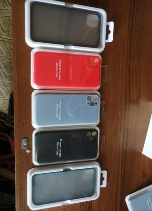 Чехлы для Apple iPhone 11 pro max