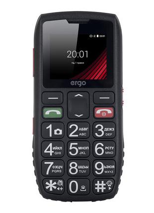 Абсолютно новый мобильный телефон Ergo F184 Respect Dual Sim.