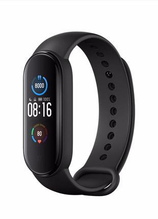 Оригинал Xiaomi mi band 5, фитнес-трекер, смарт часы