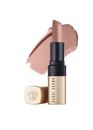 Bobbi brown luxe matte lip color матовая помада для губ