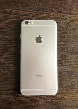 iphone 6s plus + 32gb neverlock