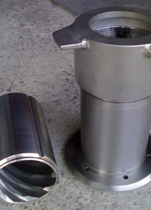 Цилиндр на волчок К7-ФВП-114. Гайка,гильза. ЗИП.