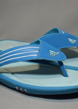 Вьетнамки adidas flip flop шлепанцы сланцы мужские. оригинал. ...
