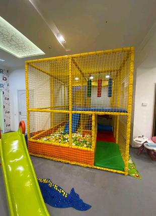 Детский лабиринт,  игровой лабиринт,  ігровий лабіринт