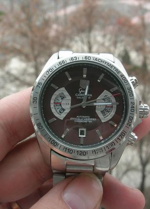 Tag Heuer Grand Carrera Calibre 17 Steel