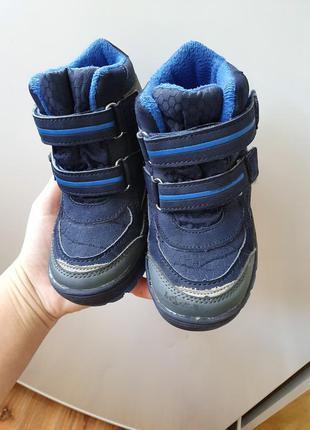 Термо ботинки lupilu 24 размер