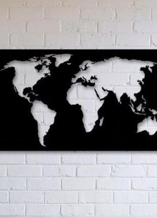 "Карта мира ""Трафарет"""