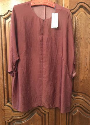 Блузка,батал,большого размера