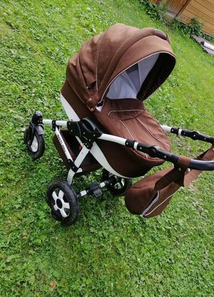 Дитяча коляска Satyrn 3 2в 1