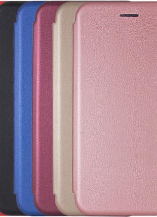 Кожаный чехол (книжка) Classy для Xiaomi Mi Note 10 Lite