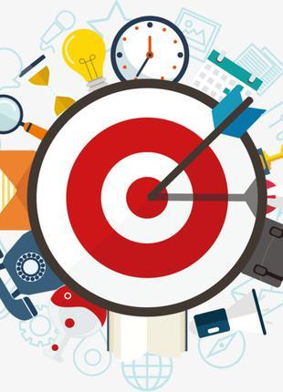 Настройка таргетированой рекламы/Продвижеение сайтов и аккаунтов