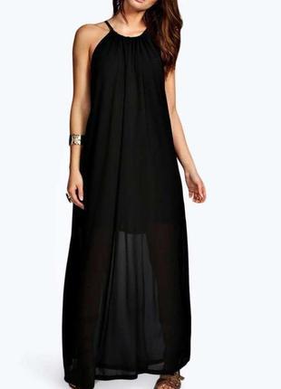 Вечернее платье в греческом стиле, на пышные формы.