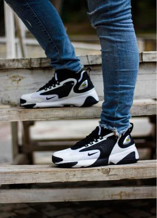 Nike Zoom 2K White Black