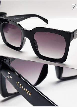 Женские солнцезащитные очки celine