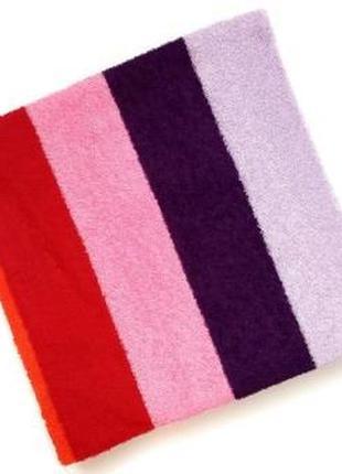 Махровое полотенце 140*70 радужка