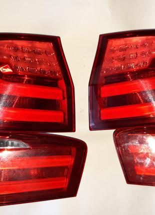 Фонари задние БМВ Ф11 стоп фонарь фара задняя BMW F11 стопы