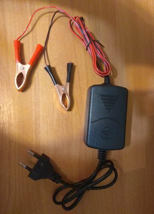Автоматическое зарядное устройство 12В 12v аккумуляторов