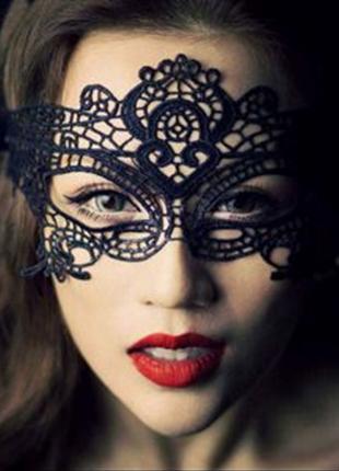 5-34 маска кружевная маска